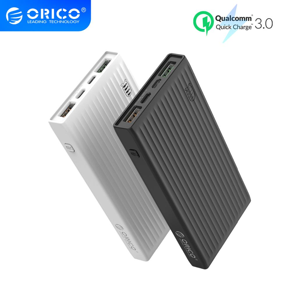 ORICO 20000mAh Power Bank QC3.0 Quick Charge 18W Powerbank External battery For iPhone Type C for Macbook|Power Bank|   - AliExpress