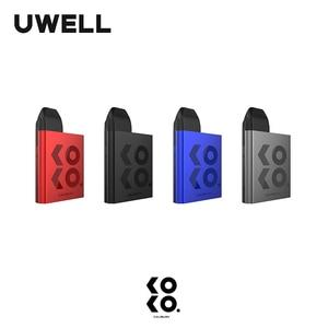 Image 5 - UWELL Caliburn KOKO Pod System 11W 520 mAh Battery 2 ML Refillable Cartridge Compact and Portable Vape Kit