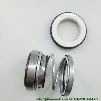 560D-45 Burgmann Double face Mechanical Seals ( ED560-45 ) Dual seal For Pump (Material: CE/CA/NBR+SiC/SiC/NBR) Shaft Size 45mm