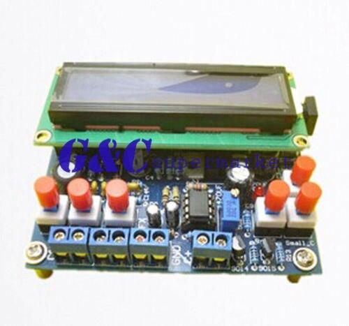 Kit DIY de inductancia/capacitancia/medidor de frecuencia, medidor de capacitancia Cerradura electrónica Puerta de captura 12V 0.4A montaje de liberación solenoide Control de acceso