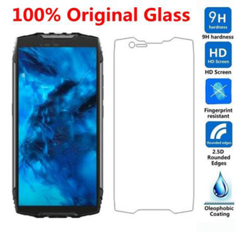 For Blackview BV6800 pro Tempered Glass 9H 2.5D High Quality Screen Protector ON Blackview <font><b>BV6800pro</b></font> Smartphone Glass Film Cover image