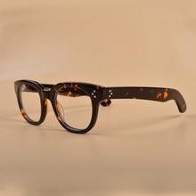 חדש ג וני דפ משקפיים גברים נשים משקפיים אופטיים מסגרת מותג עיצוב מחשב שקוף משקפיים אצטט בציר Q321 2