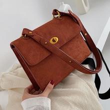 2019 Vintage fashion womens large handbag new high capacity matte leather bag for women
