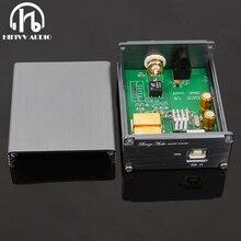 HiFi аудио USB декодер XMOS U8 чип для усилителя USB цифровой адаптер USB для коаксиального оптического волокна DSD192K 24 бит