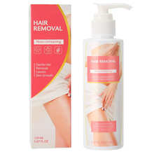 Hair Removal Wax Wax For Depilation 150ML Body Depilatory Cream Painless Hair Removal Skin‑Friendly Hair Remover Cream for