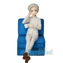 Tronzo Original SEGA PM The promise Neverland Emma Norman Ray Figure PVC modèle d'action jouets Anime The promise Neverland Figural