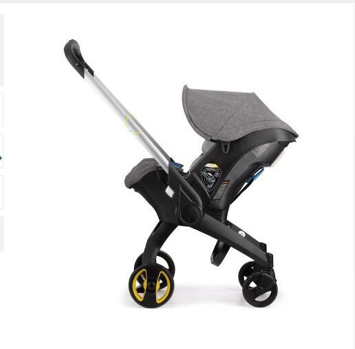 Bébé bébé siège auto poussette 3 en 1 nouveau-né bébé couffin berceau Type siège de sécurité nacelle bébé chariot panier livraison gratuite