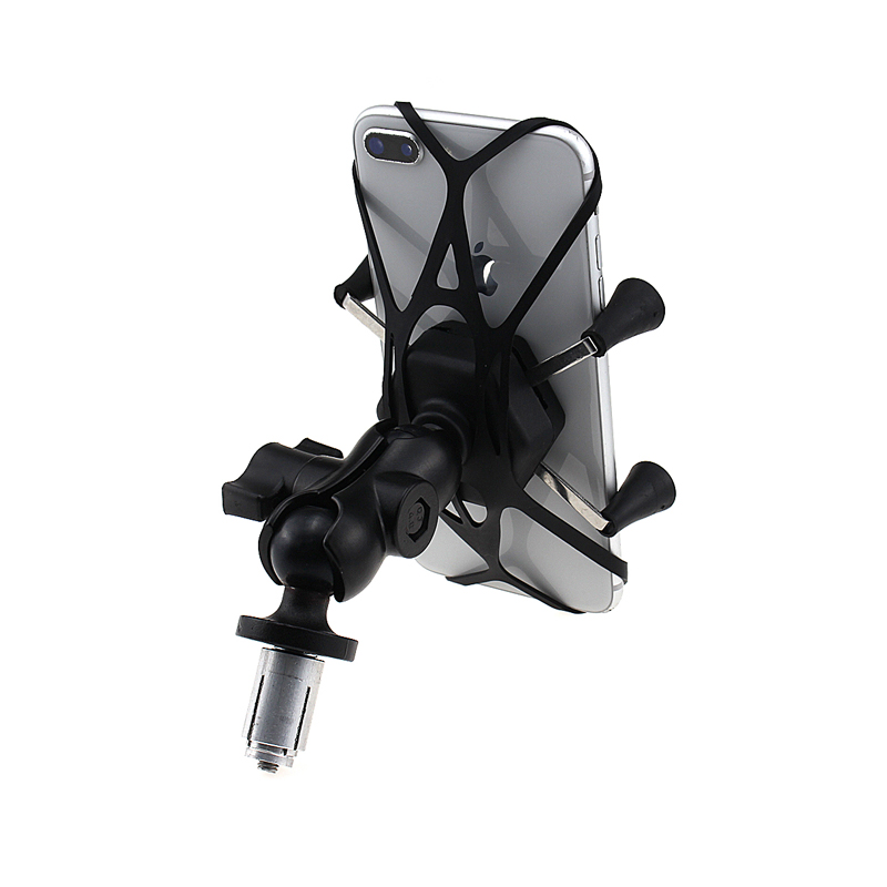 USB Charger Phone Holder For HONDA CBR650F CBR650R VFR800 F5 <font><b>VFR1200</b></font> Motorcycle Accessories GPS Phone Navigation Bracket image