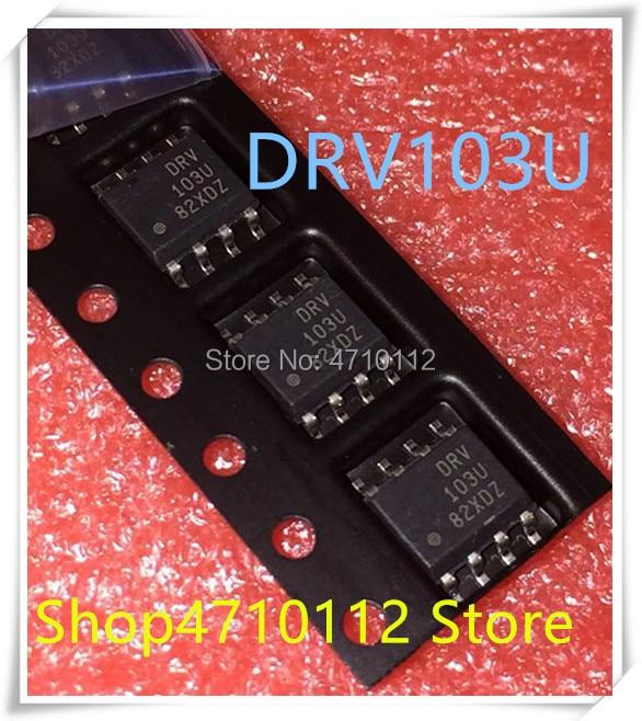 NEW 10PCS/LOT DRV103U/2K5 DRV103U DRV103 SOP-8  IC