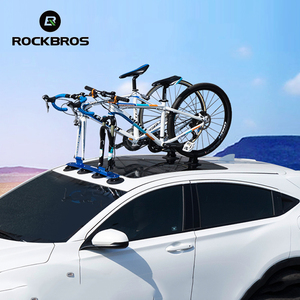 Image 5 - ROCKBROS Xe Đạp Xe Đạp Tàu Sân Bay Xe Đạp Xe Giá Đỡ Hút Mái Top Thân Xe Đạp Mái Giá Đỡ Nhanh MTB Đường Núi xe Đạp Phụ Kiện