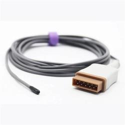 Ge marquette compatível paciente sensor de temperatura esôfago/sonda retal para monitor paciente médico