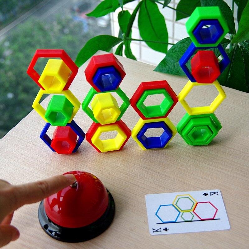 Geometric Reasoning Space Solving Game 15