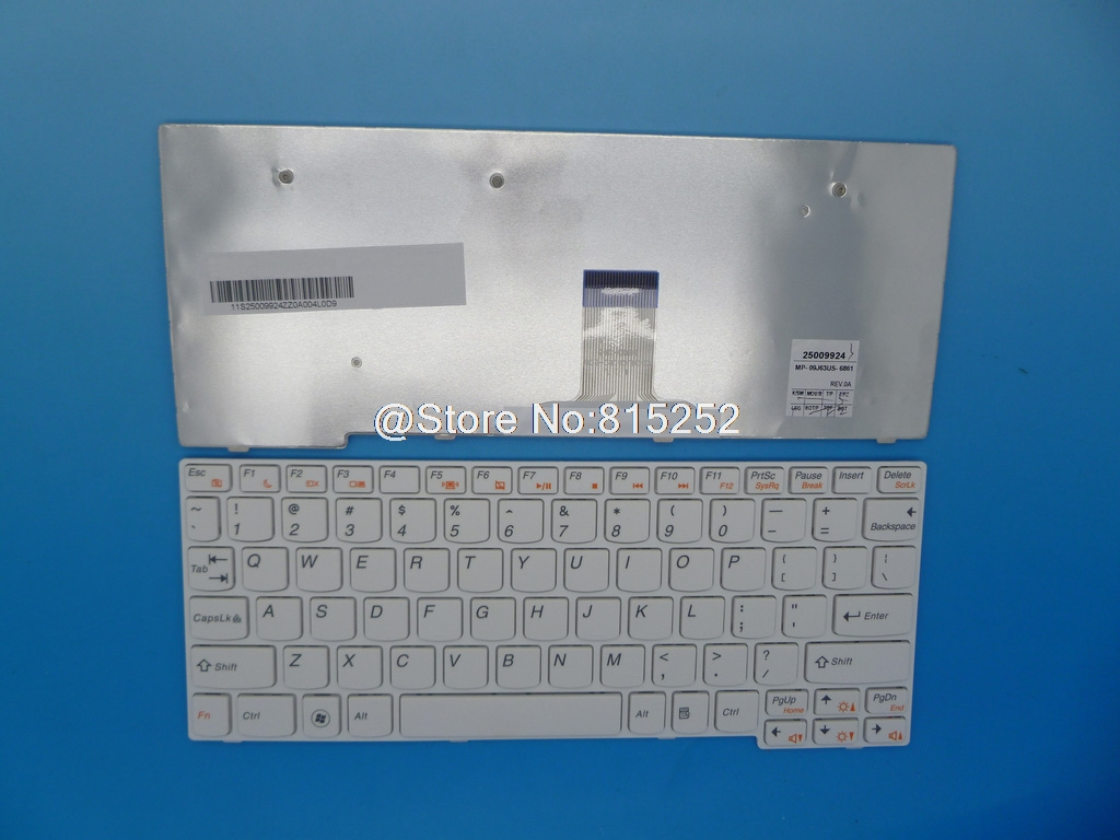 Keyboard Laptop English No for Lenovo S10-3s/English/Us/.. CPU FAN Mg40050v1-b00-s99/23.10365.001/New/Original