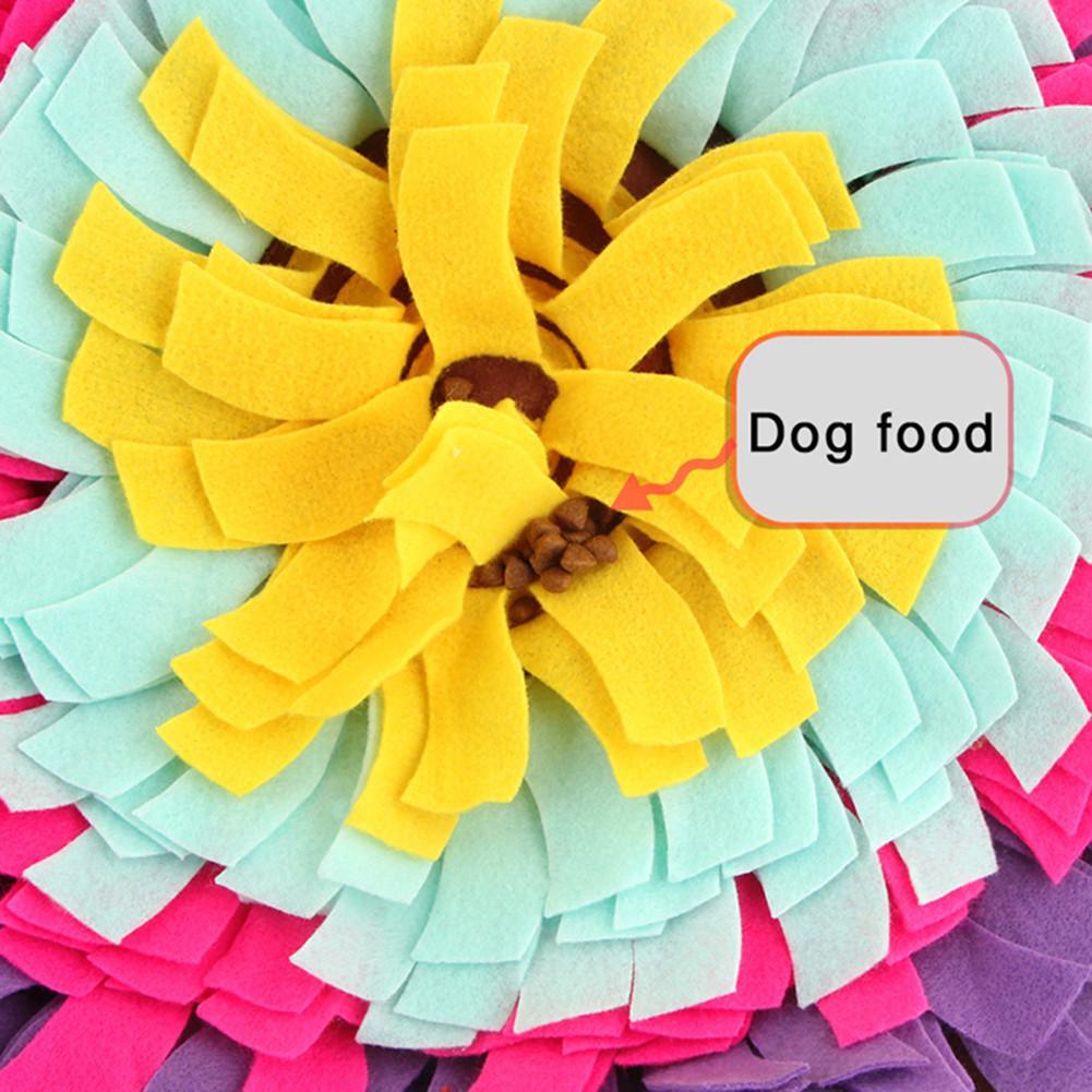 1Pc Attractive Dog Snuffle Mat