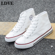 Original vulcanized shoes high top Classic Light-Weight Low-Top Women trainer Shoes Canvas Sneakers Flats стоимость
