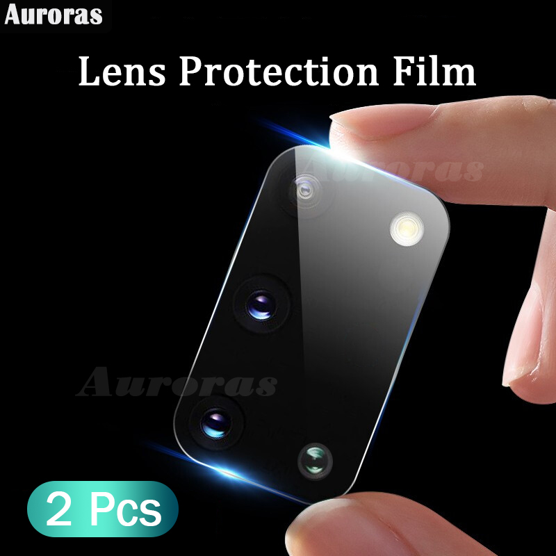 2 Pieces Lens Protection Film For OPPO A72 Tempered Glass Camera Protector Cover For OPPO A52 Lens Film