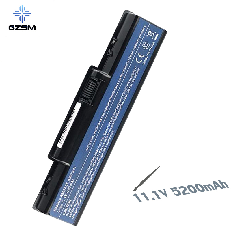 GZSM laptop battery 4230 For <font><b>Acer</b></font> aspire 4235 4330 4336 4535G <font><b>4736</b></font> 4736G 4736Z 4736ZG 4740G 4740G-332G50Mn 4740G 432G50M battery image