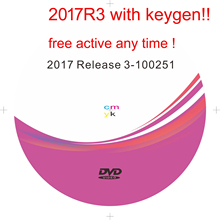 2017r3 New vd ds150e  software 5.00.12 2016 Multi language + Keygen as gift+ install guide video for delphis car