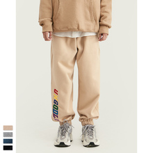 Cooo Coll Men Women Long Pants Hip Hop Streetwear joggers Sweatpants Trousers cargo pants men	Kanye west embroidery