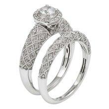Твердое кольцо из стерлингового серебра s925 пробы натуральный