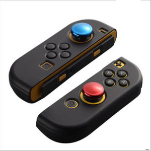 Image 3 - Chrome Plating Thumb Grips Cover for Nintend Switch NS Lite Joy Con Analog Stick Cap for Nintendo Switch Lite 2019 Joystick Grip