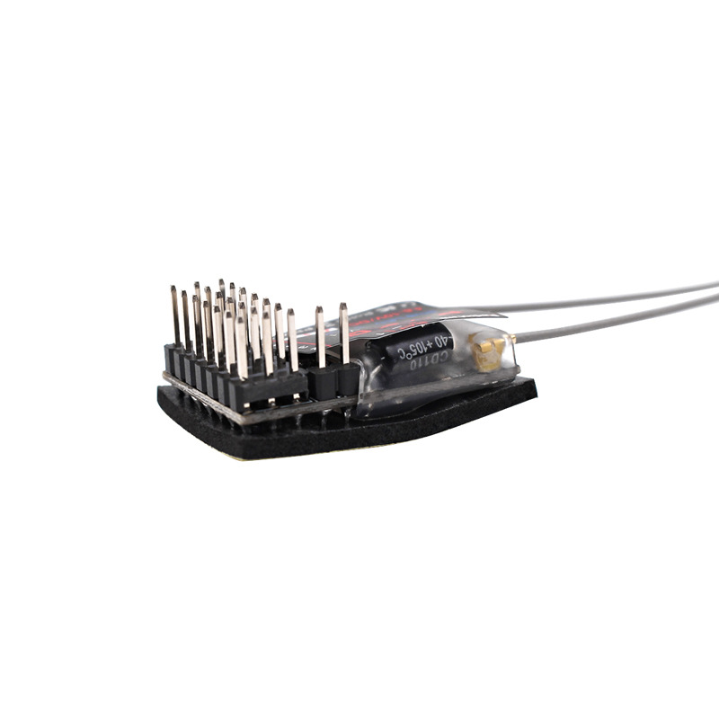 Melody 7 Channel Gun R7fg Dual Antenna Receiver Suitable For Rc6gs/Rc4gs/Rc3s/T8fb Remote Control