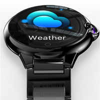 LIGE 2019 mujeres hombres reloj inteligente impermeable sangre oxígeno ritmo cardíaco monitor hombres Deporte Fitness rastreador reloj inteligente para IOS Android