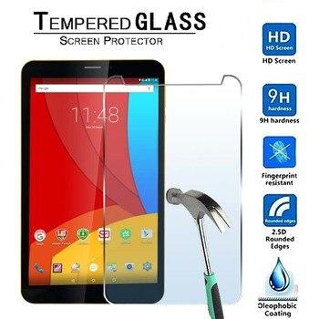For Prestigio MultiPad Wize 3508 4G 8-Premium Tablet 9H Tempered Glass Screen Protector Film Protector Guard Cover prestigio multipad visconte v page 6