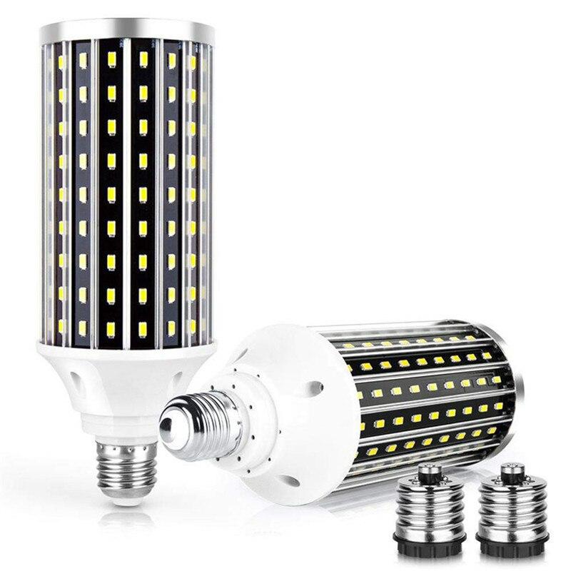 E27 50 Вт Светодиодная лампа кукурузный светильник с алюминиевым корпусом, высокомощный уличный светильник, внутренний светильник, склад с