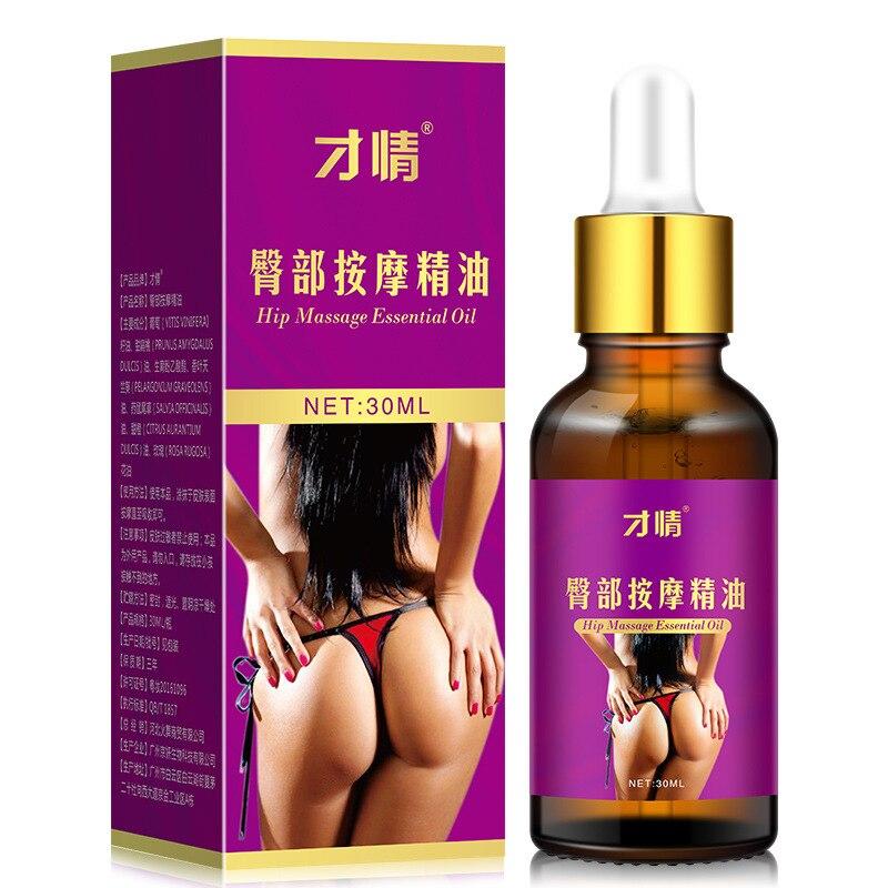 Sexy Hip Buttock Enlargement Essential Oil Cream Effective Lifting & Firming Hip Lift Up Butt Beauty Big Ass