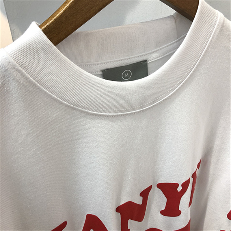 Jesus Is King Casual Kanye 1:03 Presents Sunday Tops God T-shirts  3
