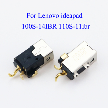 YuXi DC Power Jack for Lenovo ideapad 100S-14IBR 110S-11ibr DC Connector Laptop Socket Power Replacement chenghaoran 1 65mm 2 0mm 2 5mm laptop dc power jack connector for hp asus acer lenovo 1 7mm dc jack power socket notebook