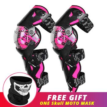 Różowe motocyklowe ochraniacze na kolana kobiety ochraniacze na kolana Moto konna ochrona na motocykl Gears ochraniacze na kolana ochraniacze Motocross tanie i dobre opinie CN (pochodzenie) E-18