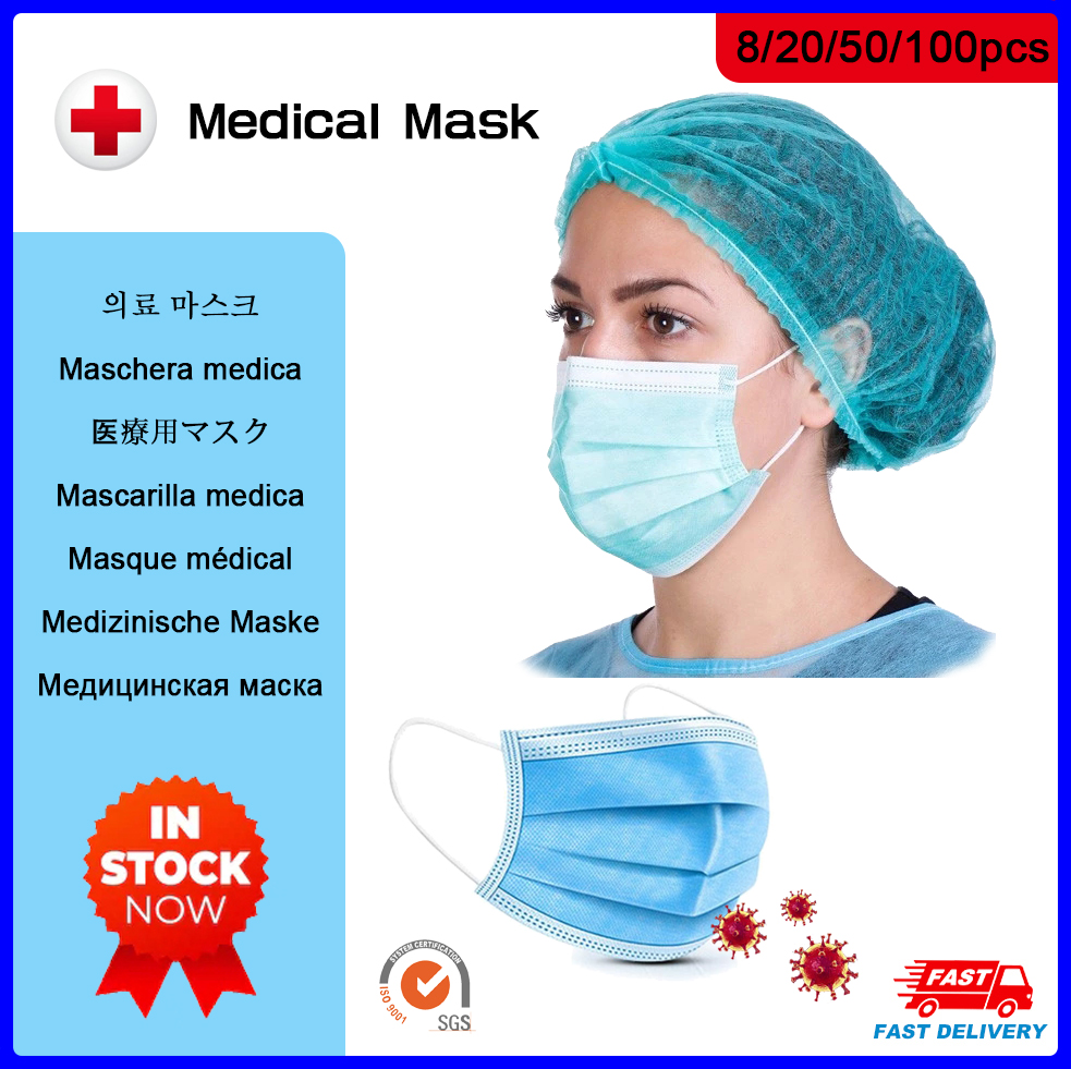 mask medical anti virus