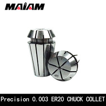 Collet-Chuck Nut-Wrench Cnc-Tool-Holder Precision Er20-Up 6mm 5mm 8mm 4mm 3mm for 3-13mm