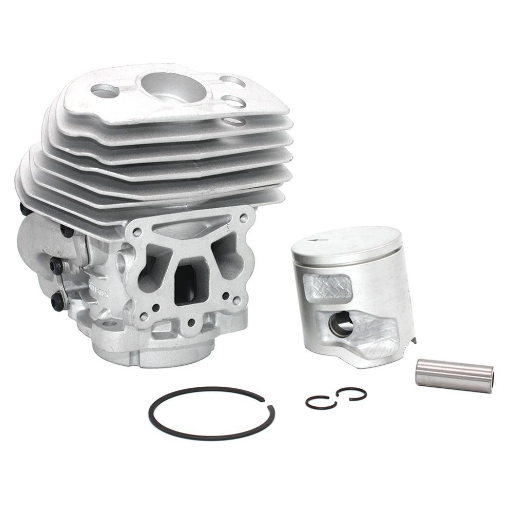 Cylinder Piston Kit 43mm For Husqvarna 545 545XP 550 550XP 550XPG 577764706 577764708 577764707