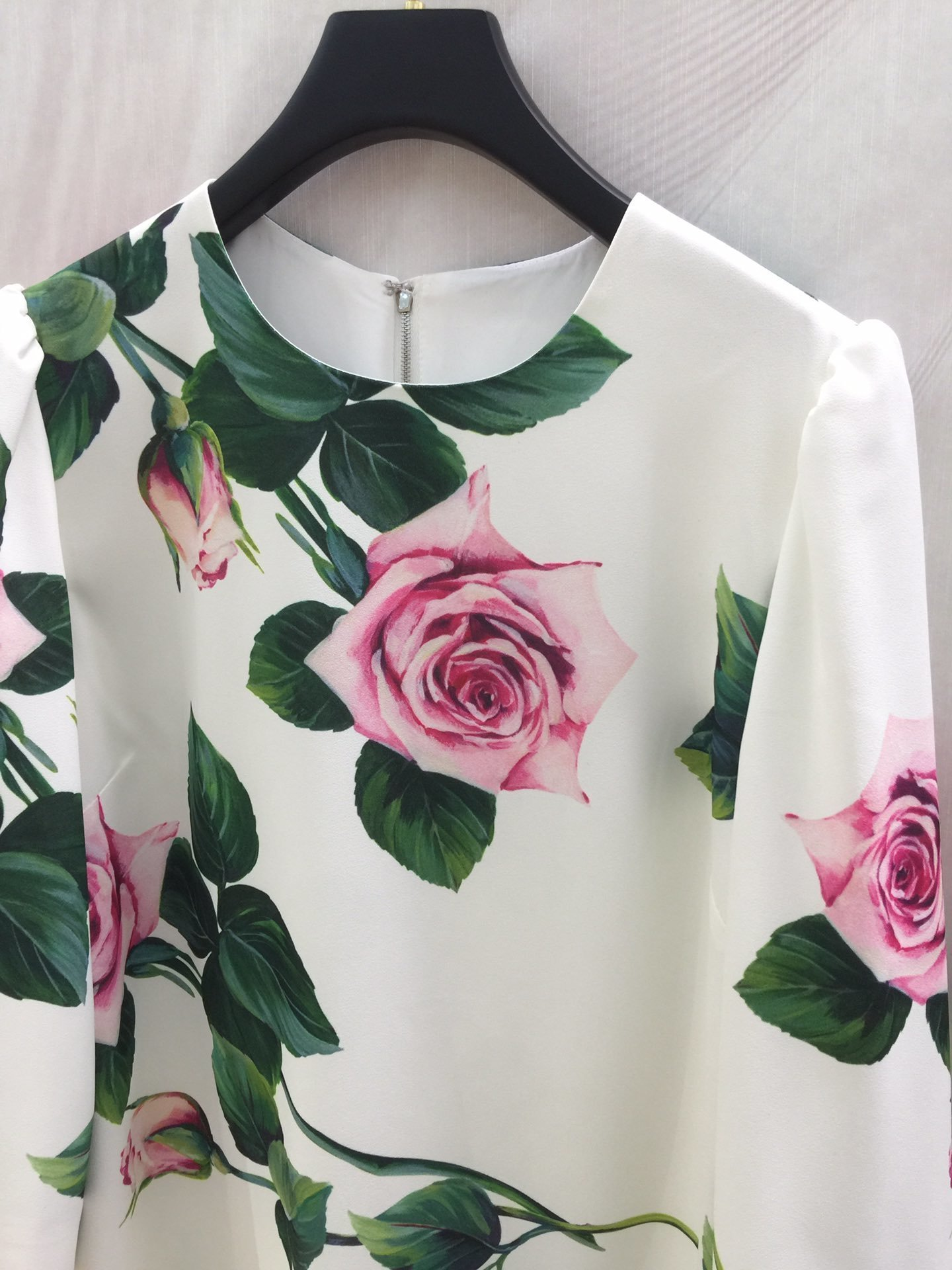 Image 5 - HH040  A new dress for early spring Welcome the coming spring.  flowerDresses   -