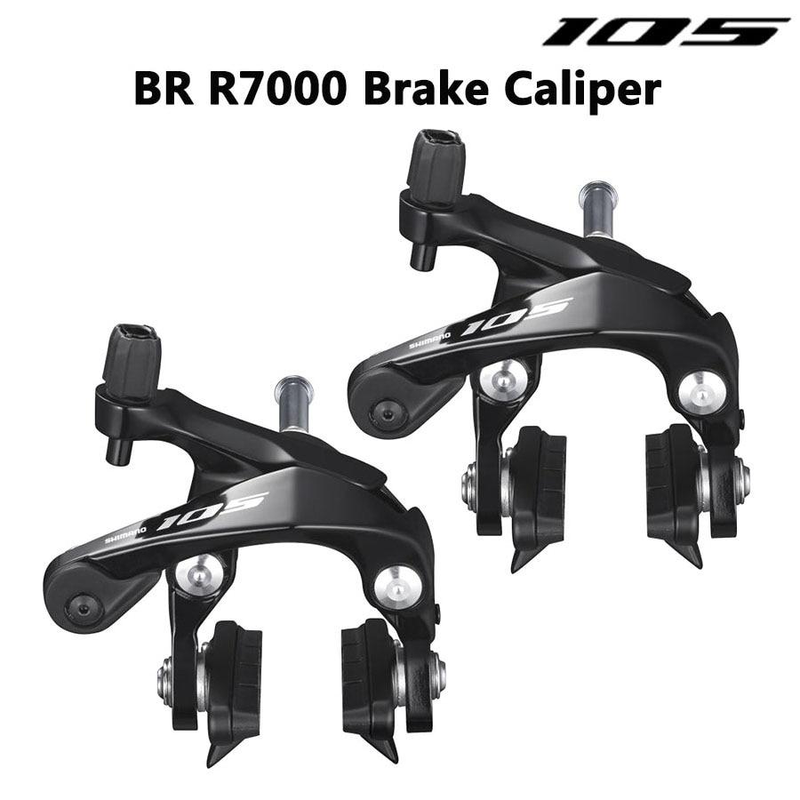 105 freio br r7000 duplo-pivô pinça de freio r7000 bicicletas estrada pinça de freio dianteiro & traseiro 5800 105 freio