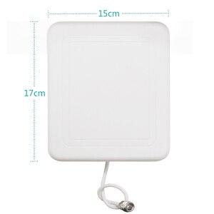 Image 2 - 4g חיצוני פנימי אנטנת 2g 3G 4G LTE פנל מקורה אנטנה 800 2700 עם N נשי טלפון סלולרי בוסטרים משחזר אנטנה