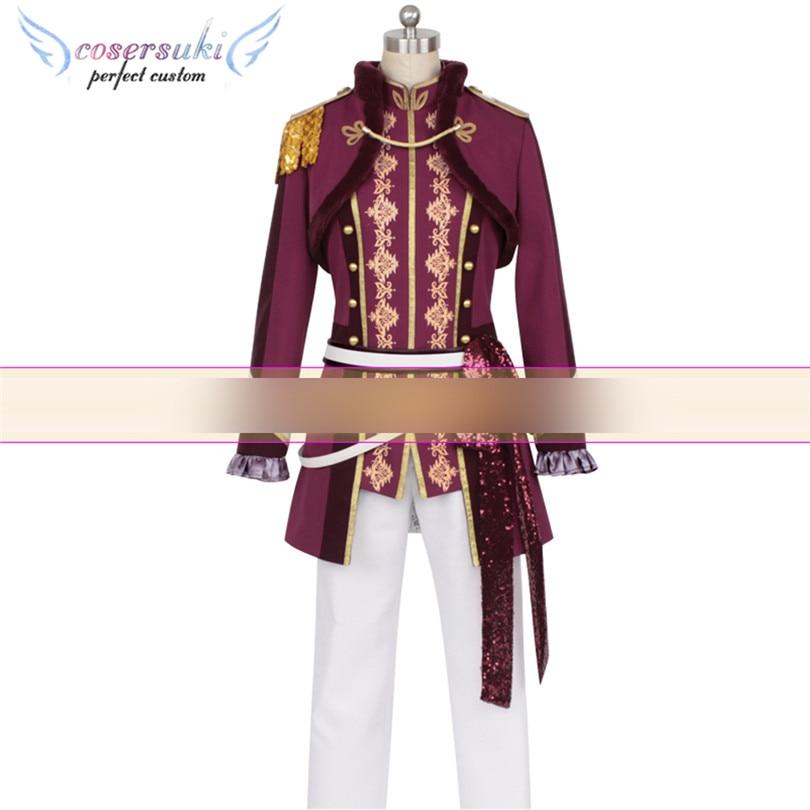 Uta no Prince Syo Kurusu/Kurusu Sho Cosplay Costumes Cosplay Clothes , Perfect Custom for You !