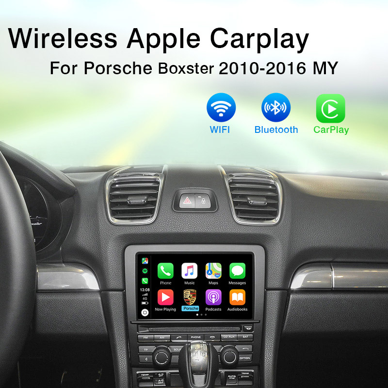 Yeesite WIFI Wireless Apple Carplay Boxster PCM3.1 2010-2016 For Porsche Car Play Android ios Mirroring Auto image