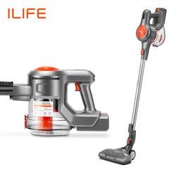 Neue Ankunft ILIFE H70 Handheld Staubsauger 21000Pa Starken Sog Power Hand Stick Cordless Stick Sauger 1,2 L Große mülleimer
