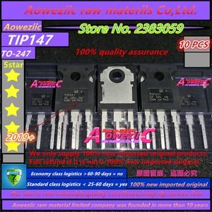 Image 2 - Aoweziic  2019+ 100% new imported original  TIP142  TIP147 TO 247  Darlington tube 15A 100V