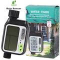 Таймер полива с датчиком дождя, водонепроницаемый датчик уровня воды, автоматический контроллер системы полива