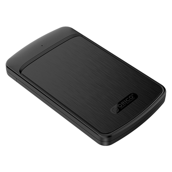 Orico Plastic 2.5 inch External Disk Case Box External Hard Disk for PC HDD SSD Box USB SATA3.0 Hard Drive Disk 4GB image