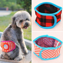 Briefs Panties Physiological-Pants Diaper Dog Menstrual Male Dog Sanitary Washable Belt