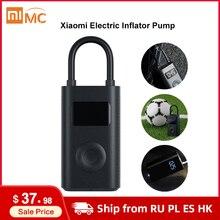 Xiaomi Elektrische Inflator Pomp Smart Digitale Bandenspanning Detectie Voor Scooter Fiets Motorfiets Scooter M365 Pro Auto Voetbal