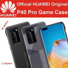 מקורי Huawei P40 פרו משחק מקרה Bluetooth עם Dual בקרת ידית אחיזה ELS AN00 Bluetooth Gamepad בקר ג ויסטיק GA17