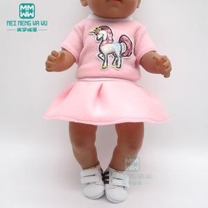 Image 3 - アクセサリーフィット 43 センチメートルおもちゃ新生児人形の漫画豪華なバックパック