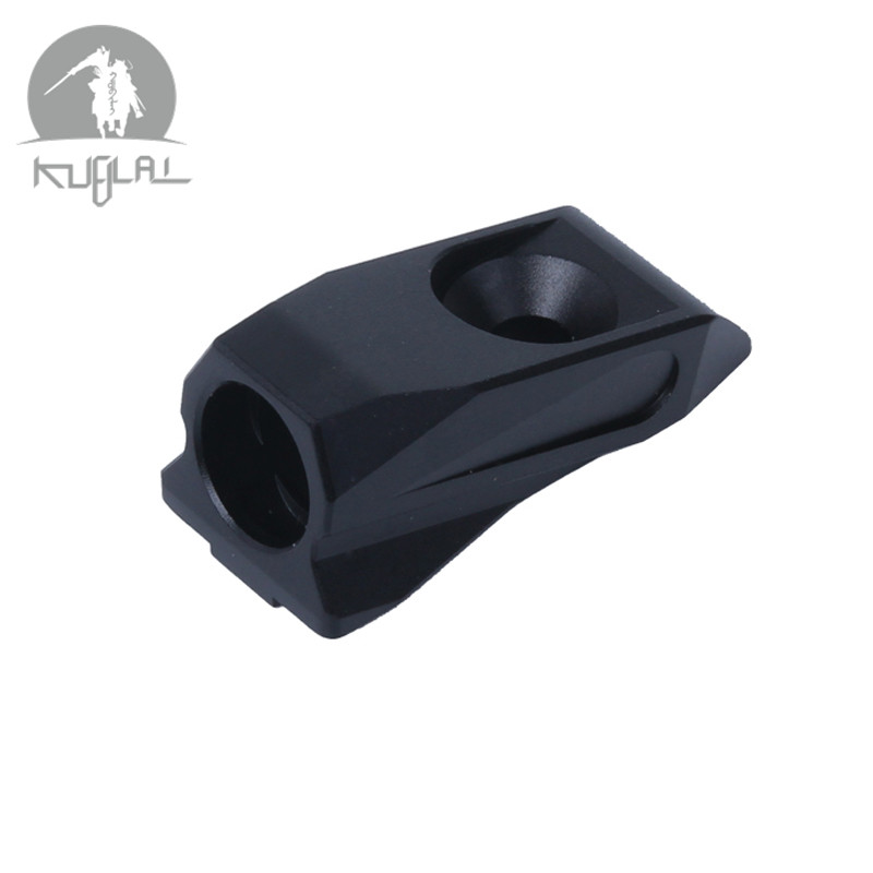 Tactical Push Button Quick Release Detachable Ambush Loop Attachment Point Sling Swivel Rail Mount For Gel Blaster